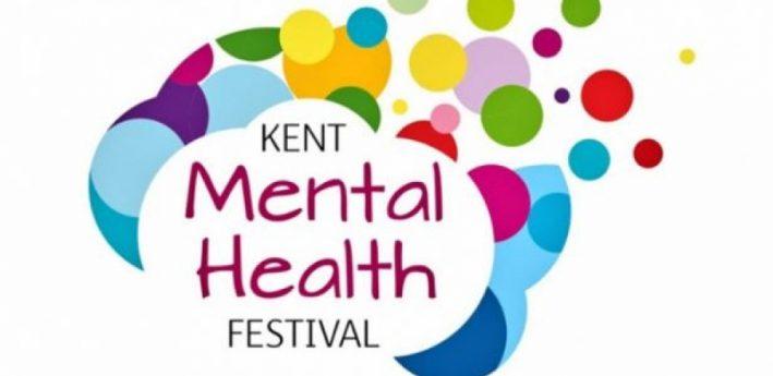 Kent mental health festival logo